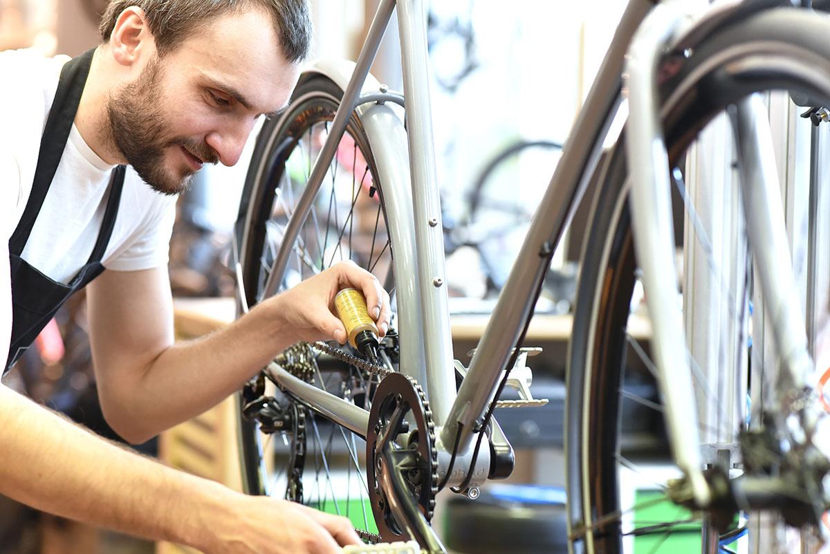 jak naprawic rower