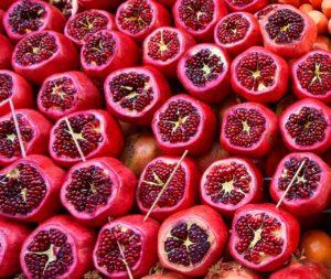owoce i warzywa egzotyczne